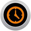 Icono de un reloj en representación de no tener perdidas de tiempo con el sistema