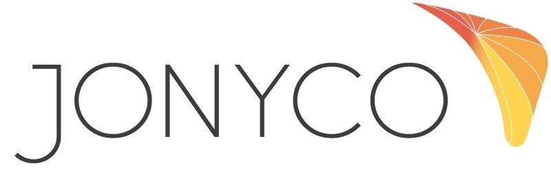 logotipo de la empresa JONYCO